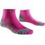 X-Socks Run Discovery Skarpetki do biegania Kobiety różowy